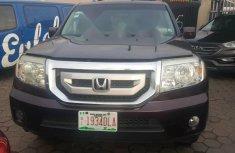 Clean Nigerian Used Honda Pilot 2010