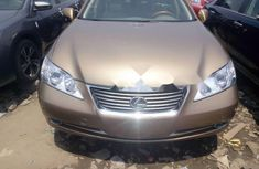 Clean Tokunbo Used Lexus ES 2007