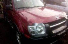 Clean Tokunbo Used  Nissan Xterra 2003