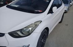 Neat Nigerian Used Hyundai Elantra 2014