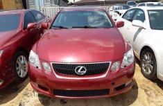 Neat Tokunbo Used  Lexus GS 2007