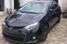 Barely Used 2015 Toyota Corolla Tokunbo in Abuja