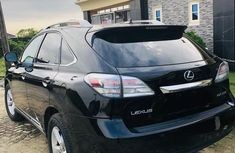 Clean Foreign Used 2010 Lexus RX 350 for sale in Lagos
