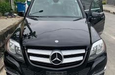 Clean Mercedes Benz GLK  2015