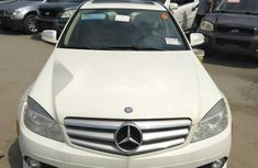 Neat Nigerian used 2010 Mercedes-Benz C230
