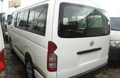 Super Clean Foreign used Toyota HiAce 2013