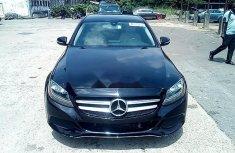 Clean Nigerian Used Mercedes-Benz C300 2015