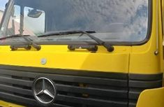 Foreign Used  Mercedes-Benz 1827 Diesel