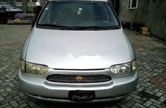 Clean Nigerian Used Nissan Quest 1999