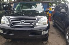 Very Clean Foreign used Lexus GX 2009 ₦8,300,000