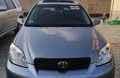 Clean Tokunbo Used Toyota Matrix 2004