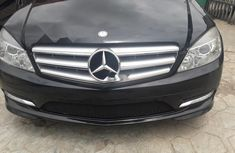 Clean Tokunbo Used Mercedes-Benz C300 2010