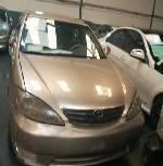 Neat Nigerian used 2002 Toyota Camry