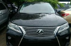 Foreign Used Lexus RX 2012