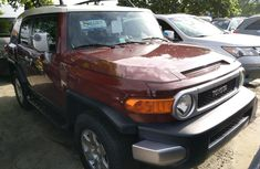 Super Clean Foreign used 2009 Toyota FJ CRUISER