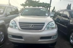 Foreign Used Lexus GX 2007