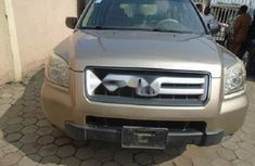 Well Maintained Nigerian used 2006 Honda Pilot