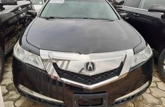 Clean Tokunbo Used  Acura TL 2010