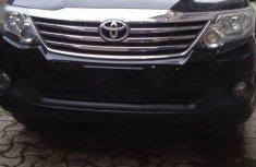 Nigerian Used 2014 Toyota Fortuner