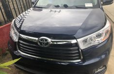 Neat Foreign used Toyota Highlander
