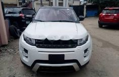 Very Clean Foreign used Land Rover Range Rover Evoque 2013