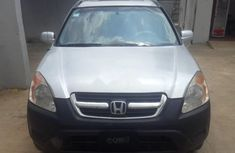 Nigerian Used 2002 Honda CR-V