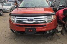 Super Clean Foreign used Ford Edge 2008