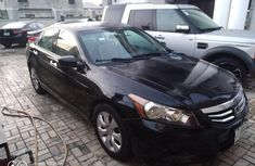 Super Clean Nigerian used  Honda Accord 2012