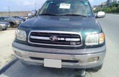 Neat Nigerian Used  Toyota Tundra 2005