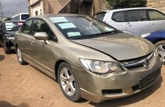 Clean Nigerian Used  Honda Civic 2007