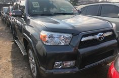 Clean Tokunbo Used  Toyota 4-Runner 2011