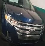 Neat Nigerian Used  Ford Edge 2011