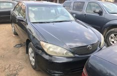 Clean Nigerian Used  Toyota Camry 2003