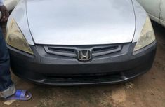 Nigerian Used 2003 Honda Accord