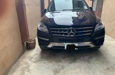 Nigerian Used Mercedes-Benz ML350 2012