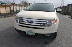 Barely Used Ford Edge 2010 Model in Lekki