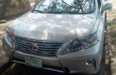 Nigerian Used Lexus RX 2013