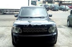 Clean Nigerian Used Land Rover LR4 2010