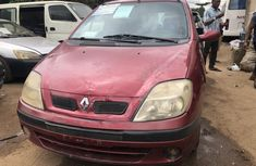 Nigerian Used Renault Scenic 2002