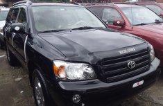 Foreign Used Toyota Highlander 2007