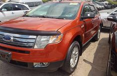Neat Foreign used 2008 Ford Edge