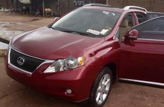 Foreign Used 2011 Lexus RX