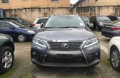 Clean Tokunbo Used Lexus RX 2012