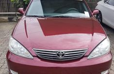 Neat Tokunbo Used  Toyota Camry 2006