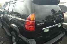 Clean Tokunbo Used  Lexus GX 2005
