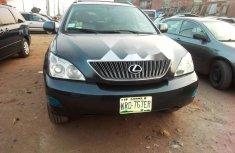 Nigerian Used 2005 Lexus RX