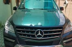 2013 Mercedes-Benz ML350 for sale in Lagos
