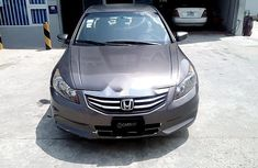 Clean Nigerian Used Honda Accord 2011