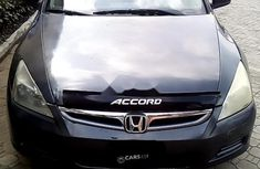 Clean Nigerian Used Honda Accord 2006