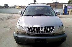 Nigerian Used Lexus RX 2003